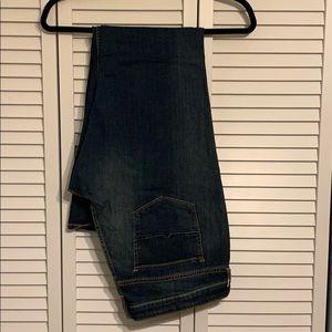 Arizona Jean company boot cut size 17